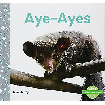 Aye-Ayes by Julie Murray - 9781532104046 Book