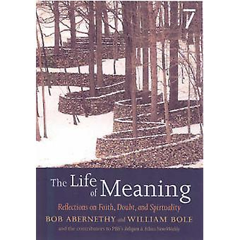 The Life of Meaning - Reflections on Faith - Doubt and Repairing the W