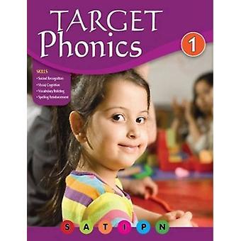 Target Phonics - 1 by Pegasus - 9788131934166 Book