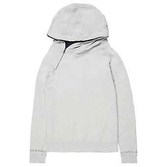 Maison Scotch Dutch Blue Home Alone Hoodie