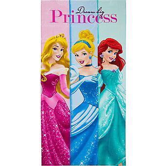 Disney Childrens/Kids Dream grande princesa Print toalha de praia