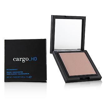 Cargo Hd Picture Perfect Blush/highlighter - # 01 Pink Shimmer - 8g/0.28oz