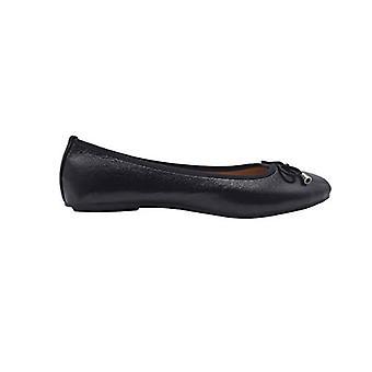 dELiAs hyvät Ballet Flats Iridescent lipsahdus kengät keula