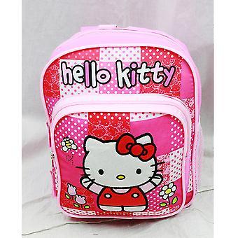 Mini Backpack - Hello Kitty - Pink/Red Box School Bag Book Girls 82416
