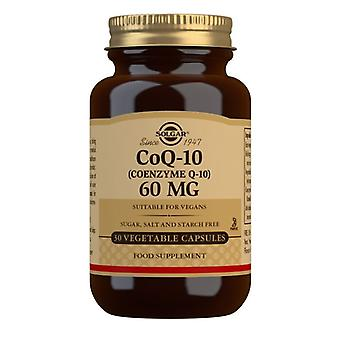 Solgar CoQ-10 60mg Vegicaps 30 (935)