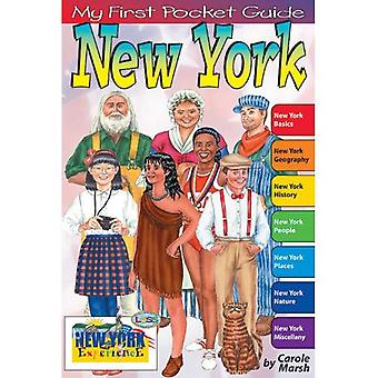 My First Pocket Guide New York (My First Pocket Guides (Paperback))