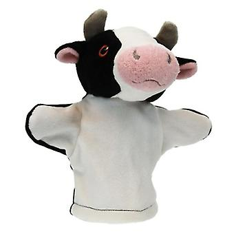 Hand Puppet - My First - Cow Soft Doll Plush PC003804