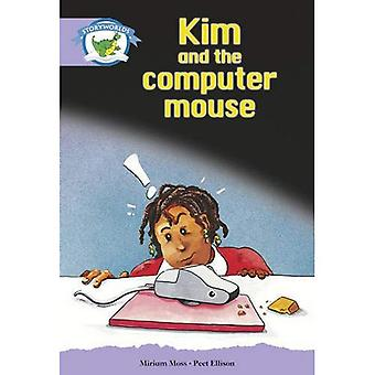 Lit Ed Storyworlds Stage 8, Fantasy World, Kim and the Computer Mouse