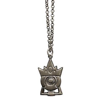 Portal 2 Stalemate Pendant Necklace