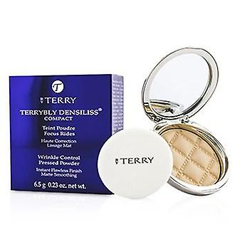 Di Terry Terry Terrybly Densiliss Compact Wrinkle Control Pressed Powder 6.5g - 4 Deep Nude
