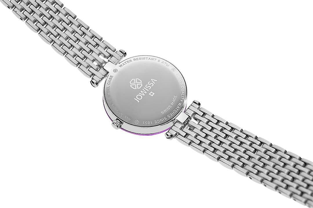 Facet strass swiss ladies watch j5.702.m