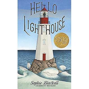 Hello Lighthouse by Sophie Blackall - 9780316362382 Book