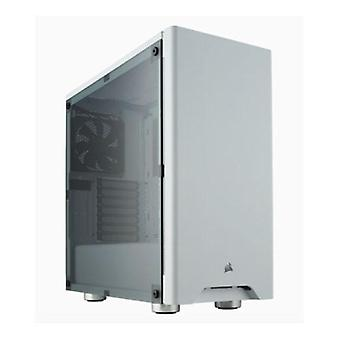 Corsair hard 275R hvit ATX mid-Tower sak side vindu