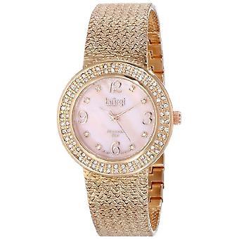 Burgi Clock Woman Ref. BUR097RG