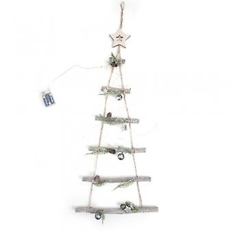 Widdop Gifts Branch Ladder with LED Lights| Gifts From Handpicked
