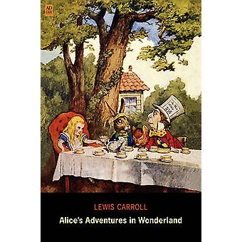 Alices Adventures in Wonderland AD Classic door Carroll & Lewis