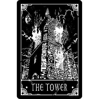 Tarô mortal o sinal da lata da torre