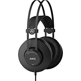 AKG Harman K52 Studio Over-Ear Kopfhörer Over-the-Ear Schwarz