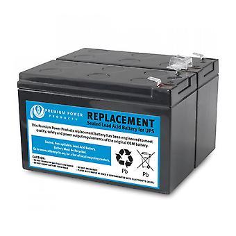 Utskifting UPS batteri kompatibel med APC SLA109