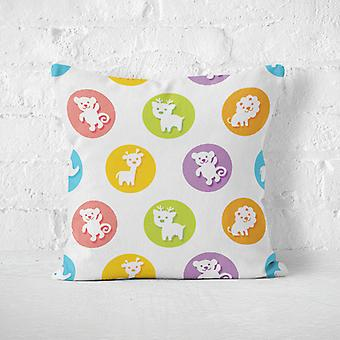 Meesoz Cushion Cover - Zoo Bubbles