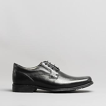 Anatomic & Co. Formosa Mens Leather Formal Shoes Black