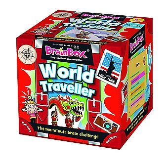 BrainBox World Traveller Spiel (55 Karten)