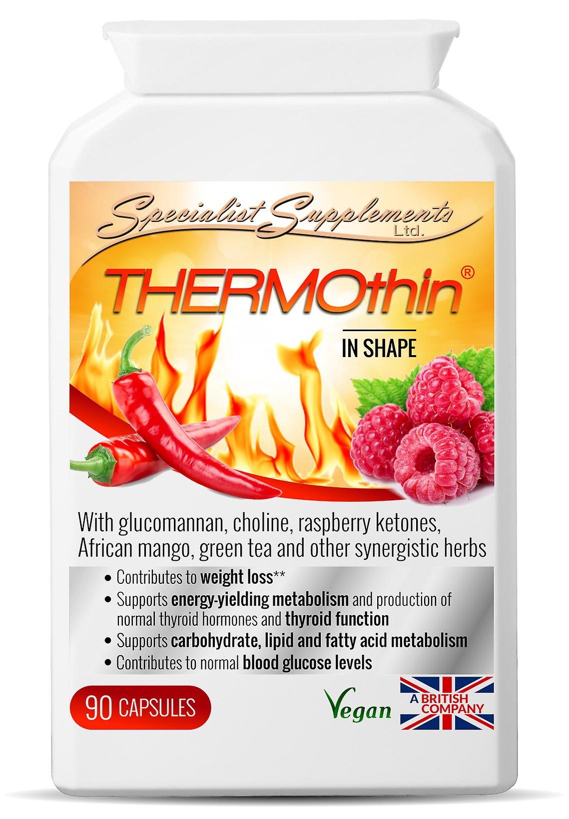THERMOthin-90 kapslar