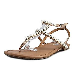 INC International Concepts Womens Madigane Split Toe Casual Slingback Sandals