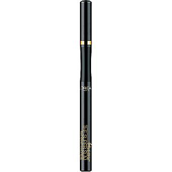 L ' Oreal Paris den super slanke eyeliner ' svart ' 0.034 oz/1ml