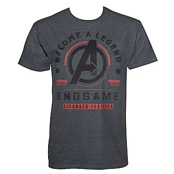 Avengers Endgame Become a Legend Men's T-Shirt