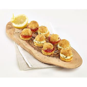 Frank Dale Frozen Mini Fish & Chip Canapes