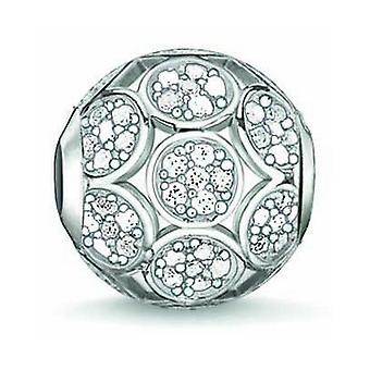 Glass Pearl Woman Thomas Sabo K0147-051-14
