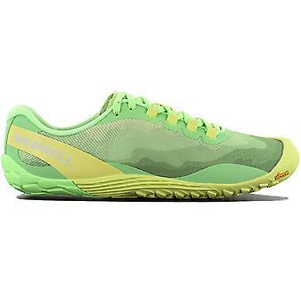 Merrell Vapor Guanto 4 J52500 Scarpe da donna Green Sneakers Scarpe sportive