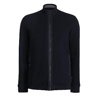 Ted Baker Men's Navy Packing Long Sleeve Layering Jacket