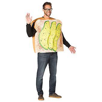 Avocado Toast Costume