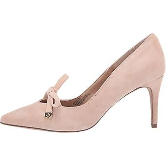 Nanette Lepore Womens NL19SKY23 Suede Pointed Toe Classic Pumps