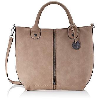 MARCO TOZZI 2-2-61027-24 Women's Beige clutch bag (Beige (PEPPER 324)) 14x30x40 cm (B x H x T)