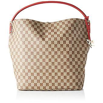 piero drive Tote Bag Bag naar Rode Damesschouder (Bordeaux) 39x34x14 cm (W x H x L)