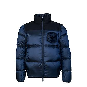 Emporio Armani Down Jacket Hooded 6g1bp8 1ninz