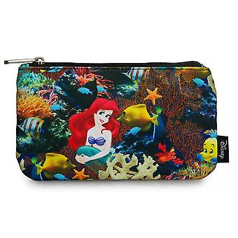 Pencil Case - Disney - The Little Mermaid Ariel Photo Real New Licensed wdcb0258
