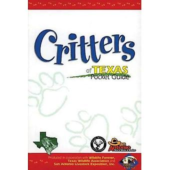 Guide de voyage Critters of Texas Pocket