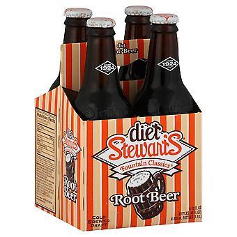 Stewarts Diet Root Beer-( 355 Ml X 24 Cans )