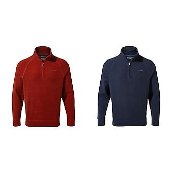 Craghoppers Mens Leto Half Zip Fleece