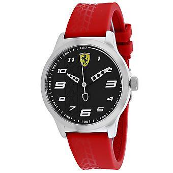 Ferrari Men's Pitlane Black Watch - 840019