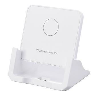 Carregador sem fio qi de 10W com carregamento rápido do porta-celular desktop para o smart phone habilitado para QI para iphone 11 para samsung Galaxy Note 10+ xiaomi mi 9 huawei p30