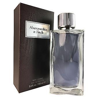 Pierwszym odruchem abercrombie i fitch dla mężczyzn 3,4 uncji eau de parfum spray
