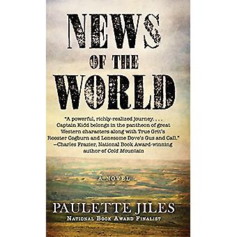 News of the World by Paulette Jiles - 9781432839970 Book