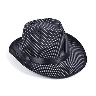 Gangster Hat. PIN stribe