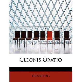 Cleonis Oratio by Thucydides