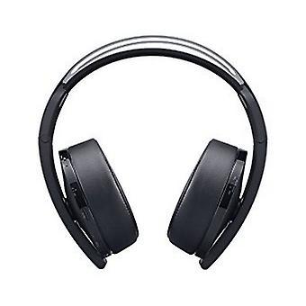 Draadloze hoofdtelefoon Sony PLATINUM Play Station 4 Zwart